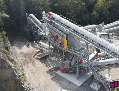 Reconstruction and modernization of the OPATOVICE quarry line