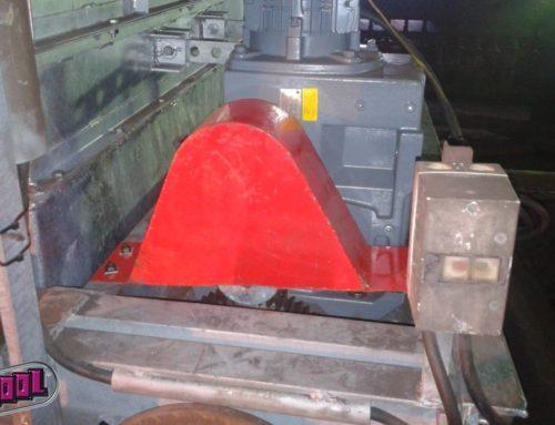Rekonstrukce pojízdného reverzního pásového dopravníku na Aglomeraci JIH, závod OSTRAVA